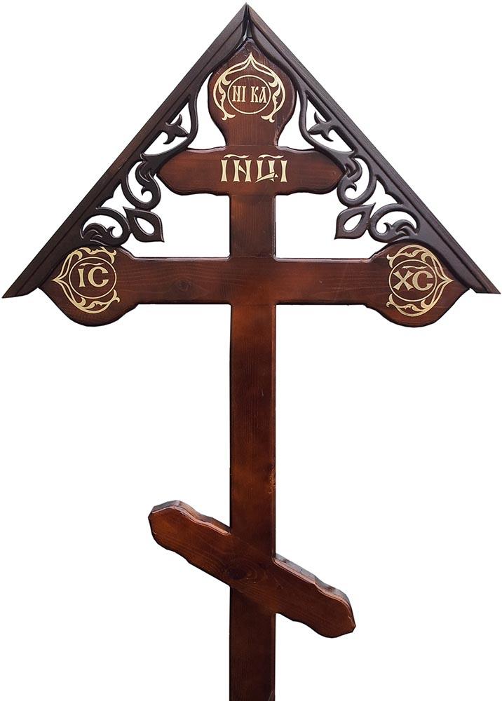 Картинки резные кресты