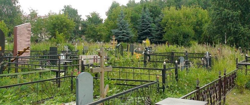 Есть место на кладбище как захоронить